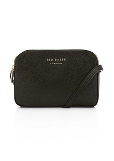 Ted Baker Daisi Leather Camera Crossbody