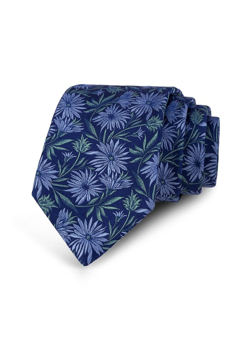 2b057293555277 Ted Baker Ted Baker Daisy Cluster Classic Tie