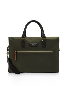 Ted Baker Dancer Satin Nylon Document Bag