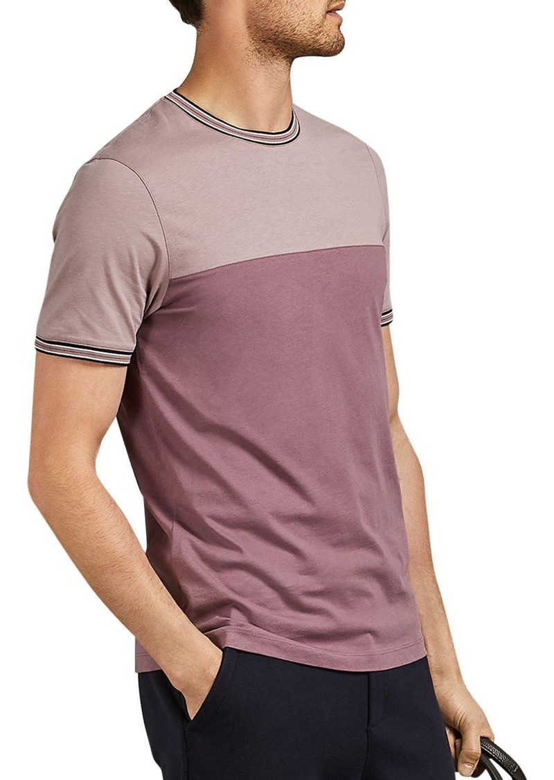 Ted Baker Date Color-Block Tee