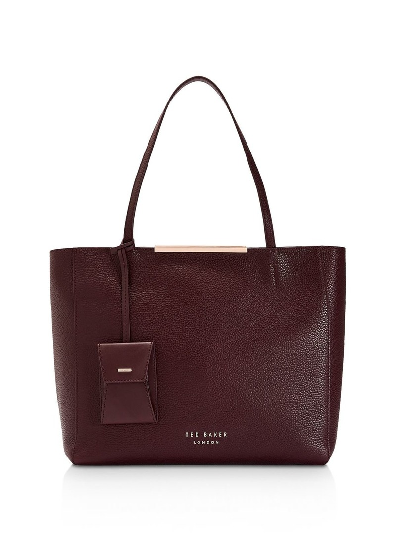 Ted Baker Dixiie Leather Shopper Tote