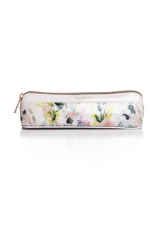 Ted Baker Zuchini Elegant Floral Pencil Case