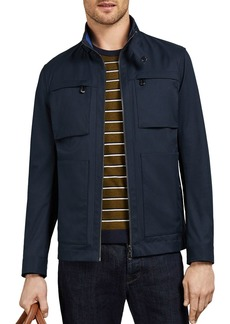 Ted Baker Exmoth Funnel-Neck Field Jacket