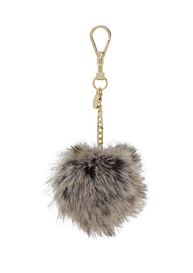 Ted Baker Faux-Fur Bag Charm