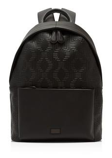 Ted Baker Floorow Embossed Leather Rucksack