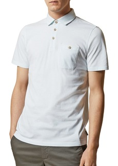 Ted Baker Fultan Striped Regular Fit Polo Shirt - 100% Exclusive