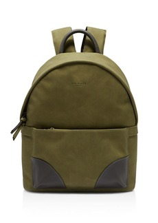 Ted Baker Graveet Faux-Nubuck Backpack