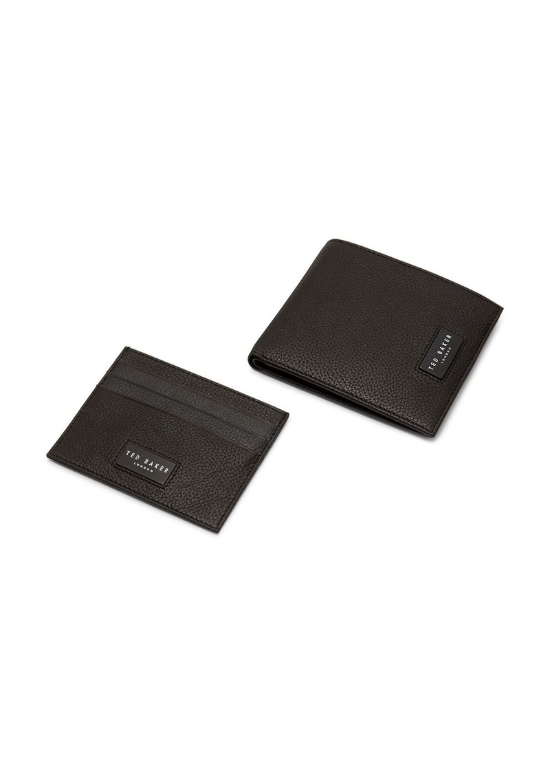 Ted Baker Grenada RFID-Block Wallet Gift Set