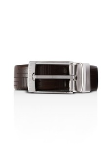 Ted Baker Havier Embossed Reversible Belt