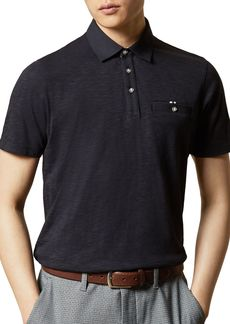 Ted Baker Heathered Polo