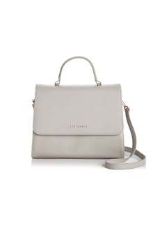 Ted Baker Hetie Crosshatch Satchel