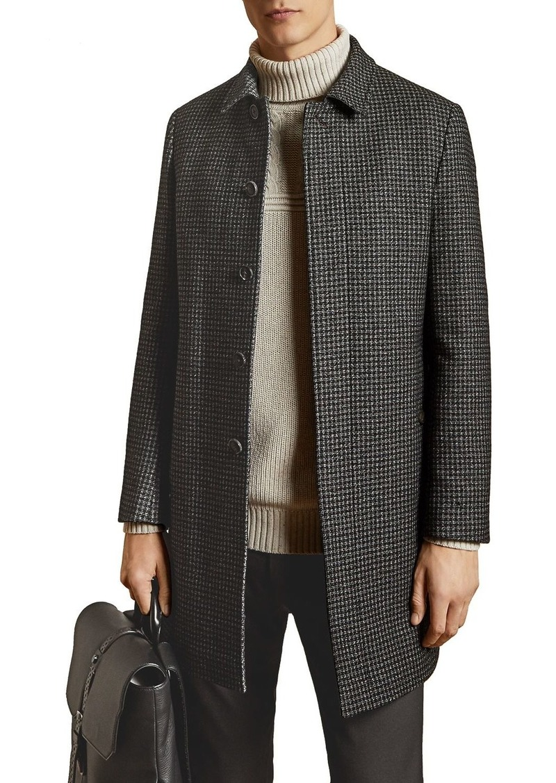 Ted Baker Holow Car Coat