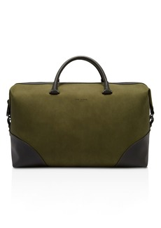Ted Baker Inferno Faux Nubuck Duffel Bag