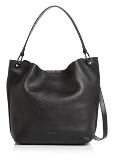Ted Baker Jalinda Pebbled Hobo Bag