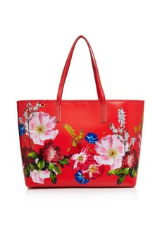 Ted Baker Jenii Berry Sundae Large Shopper Tote