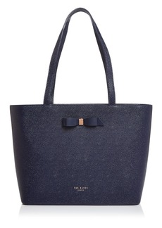 Ted Baker Jjesica Bow Leather Tote