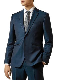 Ted Baker Jonvanj Pashion Wool Regular-Fit Suit Jacket