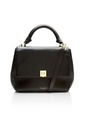 Ted Baker Large Chantel Trapeze Satchel