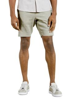 Ted Baker Linen Drawstring Shorts