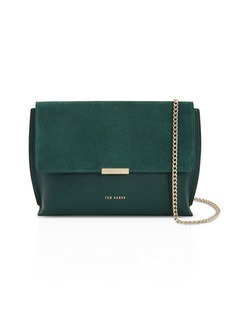 Ted Baker Lisa Mixed Media Crossbody