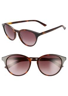 Ted Baker London 52mm Gradient Cat Eye Sunglasses