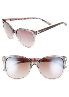 Ted Baker London 55mm Sunglasses