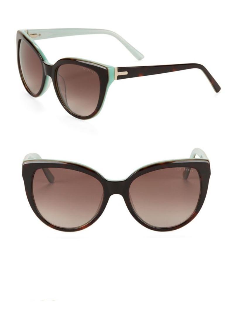 d25ae93ebc Ted Baker Ted Baker London 56MM Cat Eye Sunglasses