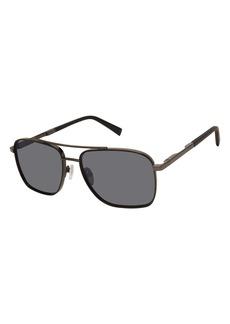 Ted Baker London 57mm Navigator Sunglasses