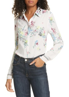 Ted Baker London Aadele Pergola Floral Button-Up Shirt