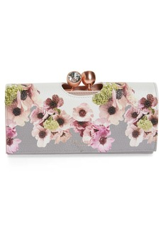 Ted Baker London Adelphe Neopolitan Bobble Matinée Wallet