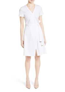 Ted Baker London Advina Crossover Dress