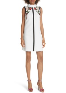 Ted Baker London Aimmiid Kirstenbosch Shift Dress