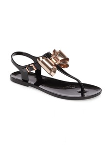 Ted Baker London Ainda Slingback Bow Sandal (Women)