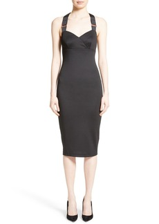 Ted Baker London Akeltt Neoprene Sheath Dress