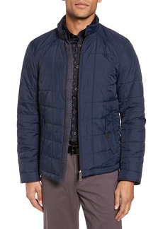 Ted Baker London Alees Trim Fit Quilted Jacket