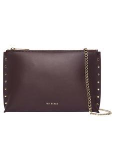 Ted Baker London Alexsi Leather Crossbody Bag