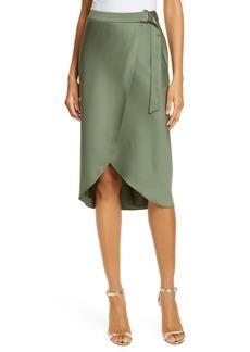 Ted Baker London Aleyxa Belted Wrap Skirt