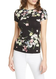 Ted Baker London Aliey Pergola Floral Top