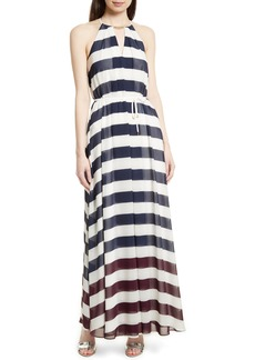 Ted Baker London Aloes Rowing Stripe Maxi Dress