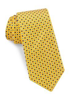 Ted Baker London Alternating Dot Silk Tie