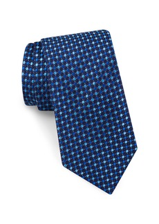 Ted Baker London Alternating Dot Silk Tie