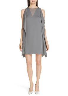 Ted Baker London Amilia Waterfall Shift Dress