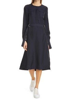 Ted Baker London Aminna Long Sleeve Midi Dress