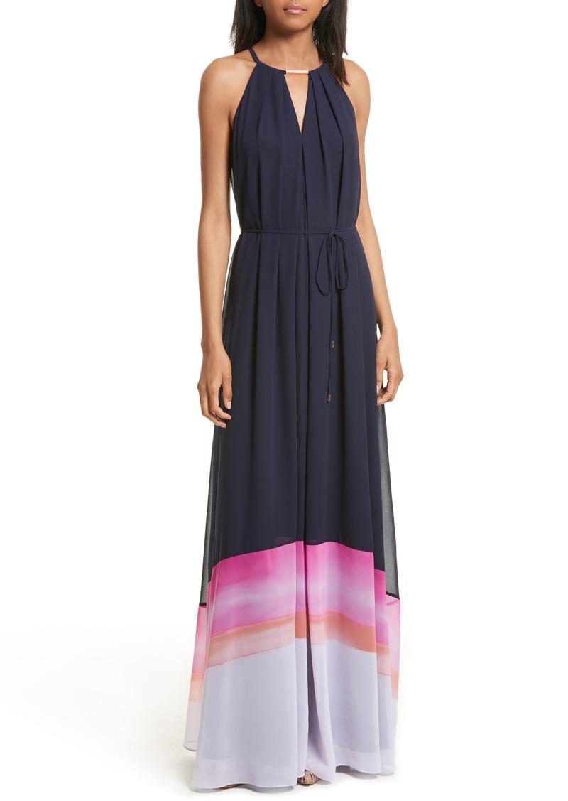 3a71b74220 Ted Baker Ted Baker London Amirah Marina Mosaic Stripe Maxi Dress ...