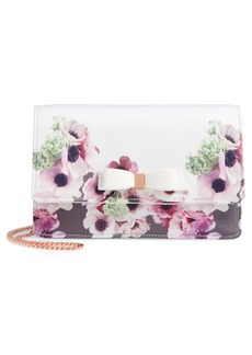 Ted Baker London Amiya Neopolitan Bow Evening Bag
