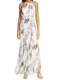 Ted Baker London Ammaria Sleeveless Pleated Dress