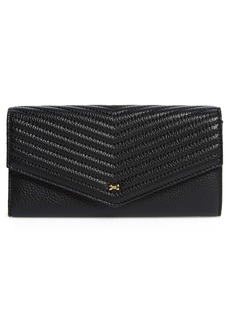 Ted Baker London Anais Quilted Envelope Crossbody Bag