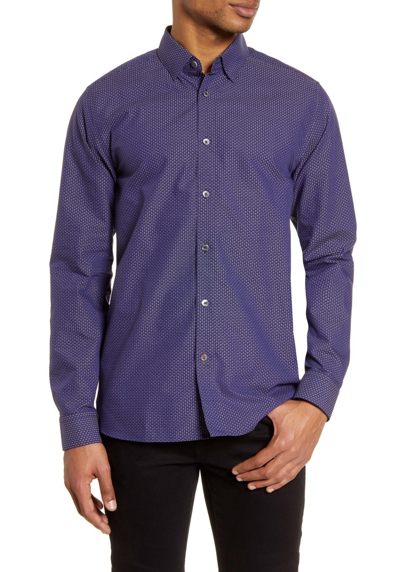 Ted Baker London Andso Slim Fit Button-Up Shirt