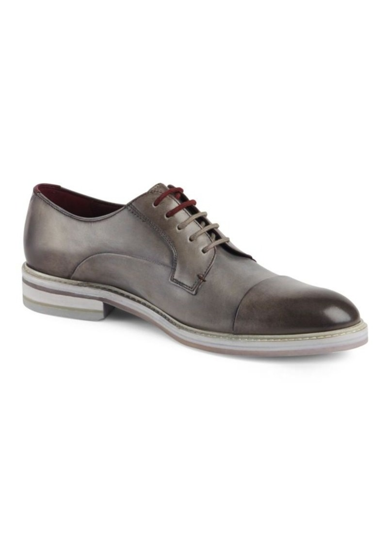 1bcf7e62f7cec1 Ted Baker Ted Baker London AOKII 2 Derby Leather Shoes