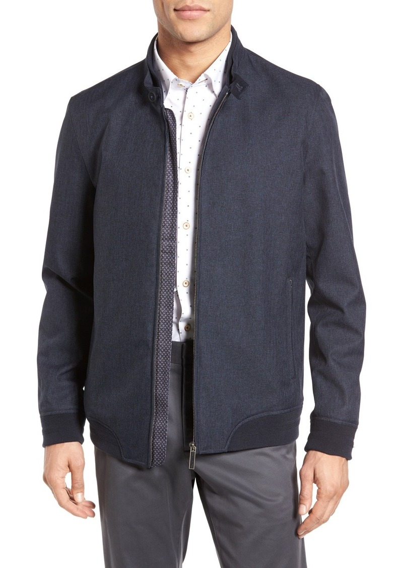 f92fa3f45 Ted Baker Ted Baker London Apollo Mouliné Bomber Jacket